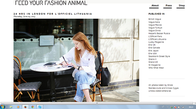 Feed Your Fashion Animal